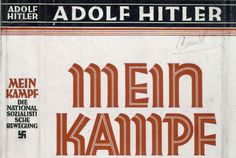 Who Gets The Royalties for 'Mein Kampf'? | Mental Floss