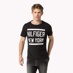 Hilfiger T-shirt | Caviar | Tommy Hilfiger® | 8719111853031