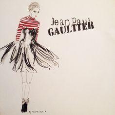 bocetos de disenador de moda en blanco y negro - Buscar con Google