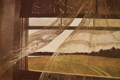 Wind by Andrew Wyeth