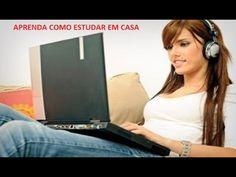 """Acesse ao #Blog: """"Como #Estudar em Casa"""": http://snip.ly/4Dpl"""