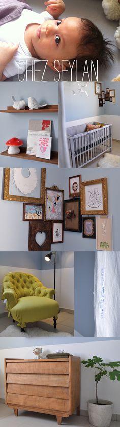 La chambre de Seylan / Seylan's room