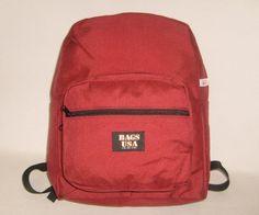 Bags USA, #madeinUSA packpack