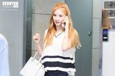 Seohyun - 150802 Weekly idol – entering | Manuth Chek's SoShi Site
