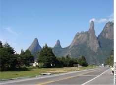 Incidental Hill Finger of God -Teresópolis, Rio de Janeiro, Brazil. Beautiful !!!