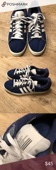 newest bd733 7e2cb Adidas BW Campus Sneakers Adidas BW Campus 80s S75674 Bedwin and The  Heartbreakers Blue White Sz