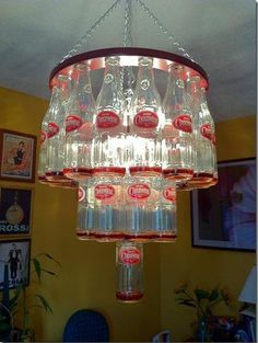 What to do with those old Cheerwine bottles?