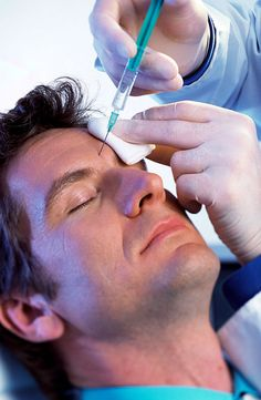 BOTOX for men is a convenient way for males to enhance their appearance without undergoing surgery.  #Botox