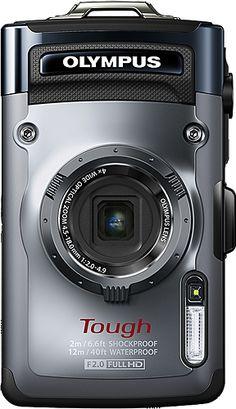 Olympus TG-1 iHS 12.0-Megapixel Digital Camera