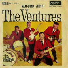 The Ventures Walk Don T Run Vol 2 1964 Surf Rock