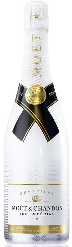 Magnum Moët Ice Impérial, lo champagne da bere on the rocks