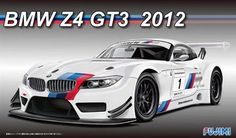 Fujimi Models was founded in 1948 primarily producing wooden model ships. It wasn't until the mid 1970s that they began producing model cars. This BMW Z4 GT3 is from their Real Sports Car series.    <em>-Bill@ChoiceGear</em>
