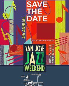 San Jose Jazz weekend, 12-feb, Plaza El Pescador SJC, San Jose del Cabo