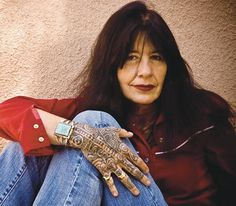 2015 Wallace Stevens Award Winner Joy Harjo. Photo credit: Karen Kuehn