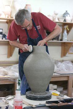 Vince Pitelka  |  Handbuilding - Tricks of the Trade (via John C. Campbell Folk School on Flickr).