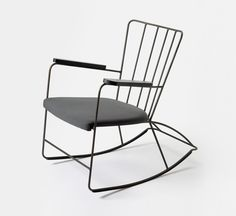Ernest Race . the rocker chair, by Race Furniture, 1948