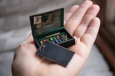 Miniature Artist Paint Box | Flickr - Photo Sharing!
