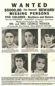 The Sodder Children Mystery