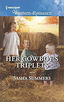 Her Cowboy's Triplets - released 05/01/2018