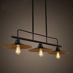 Loft Nordic americane retrò lampadario industriale bar ristorante a tre pentola di ferro lampadario Lampadario http://www.amazon.it/dp/B01A6VDMRK/ref=cm_sw_r_pi_dp_jsVWwb11GKWEJ