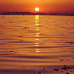 sert_mehmet's photo: Today Sunset in Izmir/Turkey