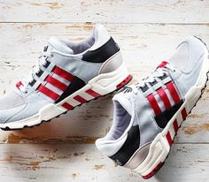 adidas EQT Running Support 93-Scarlet Red