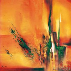 Nelly Geurts - Abstract Impressions II