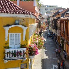 Impressionen aus Cartagena 13.01.2015