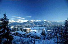 Montana & snow! :) : Crans Montana