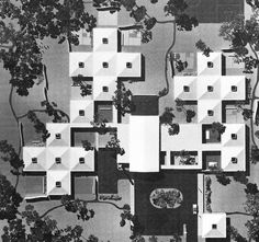 Architects Collaborative, Flexible Elementary School, System Building, 1954