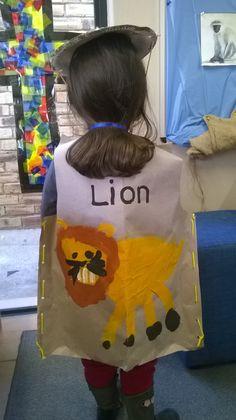 Safari jacket. Credits Lindsey Olgiati