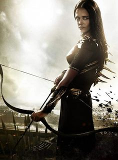 Artemisia (Eva Green)..Fyi she was hot in the 2nd 300 movie!!!! Just saying* lol