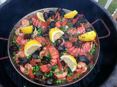 ... .com/recipes/29656-grilled-paella-mixta-paella-with-seafood-and-meat