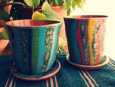 En la tienda...cerámicas