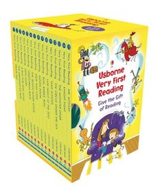 "Find out more about ""Very First Reading boxed set with slipcase"", write a review or buy online."