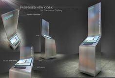 PRODUCT-INTERACTIVE DISPLAY DESIGN by AMORNWAT OSODPRASIT, via Behance