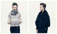 JEANASIS 2013 Winter visual  Model: LIZA