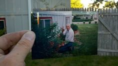 Dear Photograph, Amongst the weeds in my life, you were my rock. You taught me everything I needed to know about being an honorable man. I miss you Grandpa, now and always.