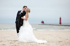 wedding in grand haven