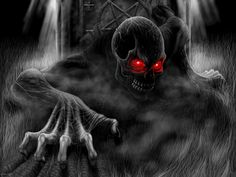 Scary Halloween Wallpapers of Zombies | Terrifyingly Scary Wallpapers for Halloween | Nicolle Marie's Blog