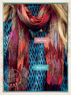 Aro Lleida - Collar Morelia - Blusa Jam #musthave #indiastyle