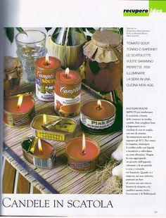 Cute candle ideas