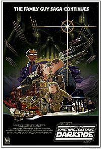 Family Guy Star Wars Something Something Something Darkside Lithograph Print Acme Archives Family Guy Artwork Star Wars Film, Guy Fox, Patrick Warburton, Griffin Family, Seth Green, Popular Kids Toys, Something Something, Family Guy, American Dad