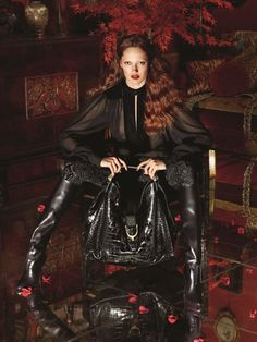 Gucci's Fall/Winter 2012 Campaign