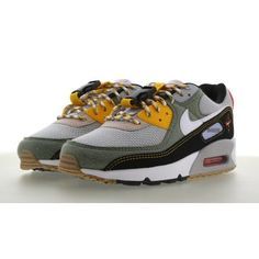 Nike Air Max 90 - Men Shoes | Foot Locker Sweden Nike Air Max, Air Max 90, Foot Locker, Men's Shoes, Nike Shoes, Air Max Sneakers, Sneakers Nike, Running Fashion, Timeless Classic
