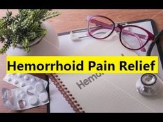 Hemorrhoid Pain Relief - Hemorrhoids Home Treatment #Hemorrhoid #Hemorrhoids