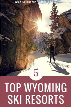 Wyoming Vacation Ide