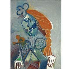 Pablo Picasso, BUSTE DE MATADOR