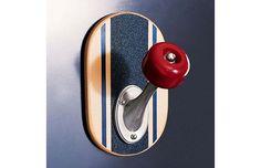 Skateboard Kleiderhaken