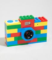 Lego Digital Camera ~~ Made up of real Lego bricks, your child will have hours of fun exploring and taking photos! Click here: http://bit.ly/ztmSPt